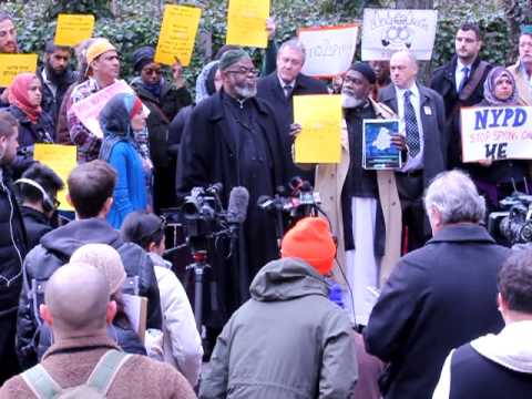 """OjOpinion """"NYPD Spying and it's Impact on American Muslims"""""""