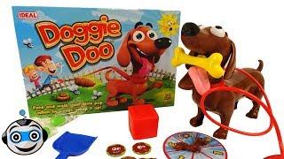 Pasea a Doggie Doo 💩 y si hace caca recógelo