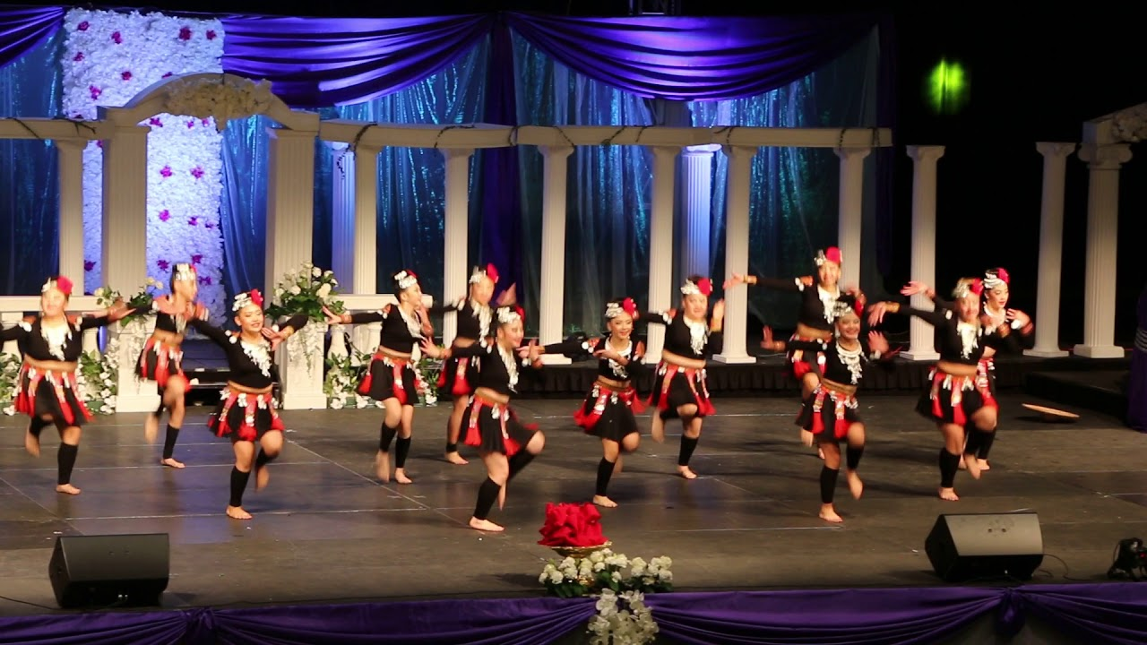 SNOWFLAKES;. Dance Competition at MN HMong New Year 2018 ...