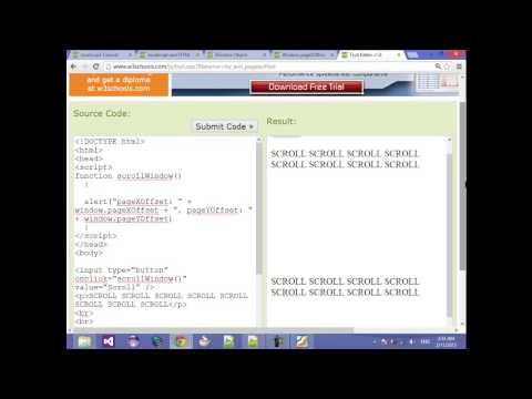 27 HTML5)DOM Window Object Properties