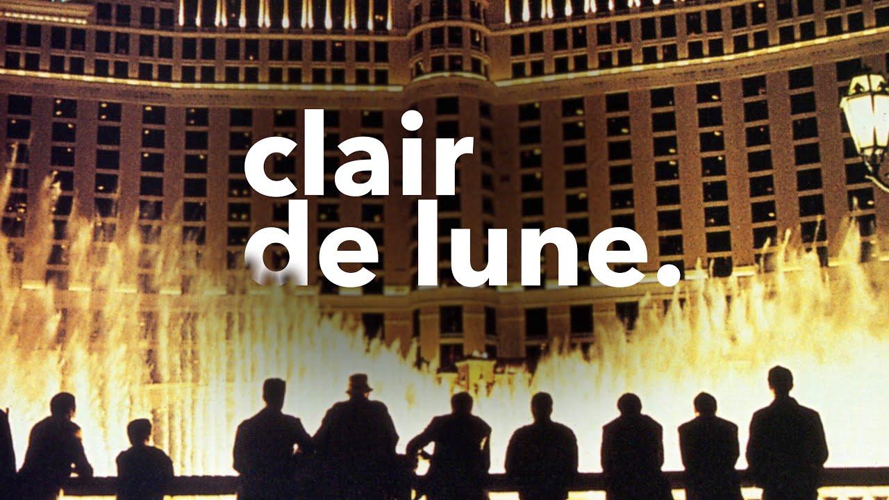 Clair de Lune, deconstructed