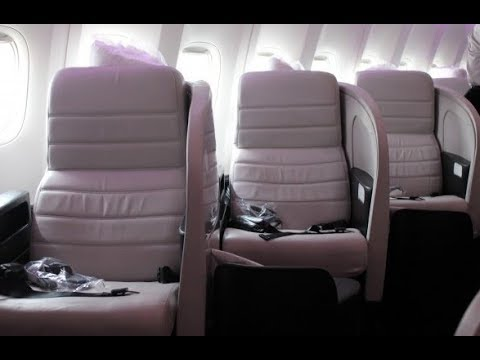 Air New Zealand BusinessPremier Class - Sydney to Auckland (NZ 104) - Boeing 777-300ER
