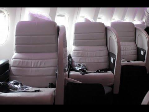 Air New Zealand BusinessPremier Class - Sydney to Auckland (NZ 104) - Boeing 777-300ER