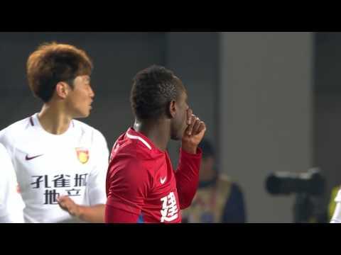 Henan Jianye vs Hebei CFFC CSL 2017 - Round 1