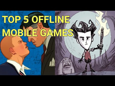Top 5 Offline Games For Android & IOS