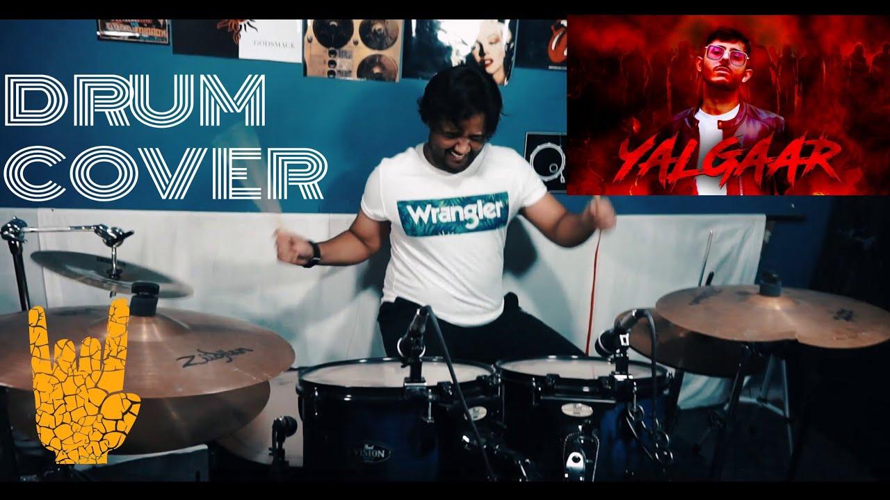 YALGAAR HO | CarryMinati X Wily Frenzy | Drum Cover | by Tarun Donny
