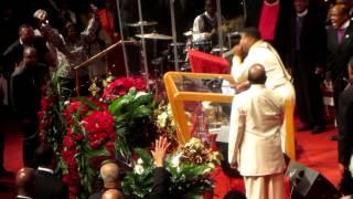 Suffragan Bishop Jonathan Ellis (Pt 2) - Homegoing Celebration Service Lady Mary P. Ellis