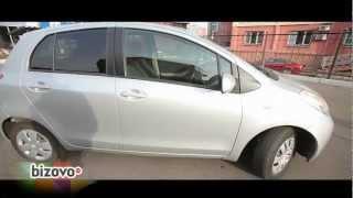 Toyota Vitz 2005 г.в. видео тест-драйв на bizovo.ru