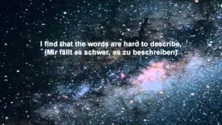 Angels and Airwaves - Letters to God Part 2 - with Lyrics (Deutsche Übersetzung/German Translation)