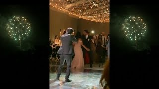 STEPHEN CURRY's DANCE IN HIS BROTHER SETH CURRY's WEDDING