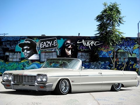 N.W.A - Boyz in the hood/Cruising In my 6-4
