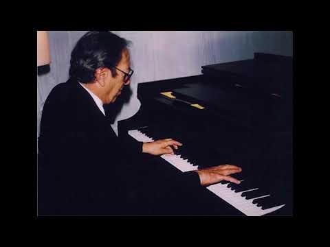 Leonard Shure plays Beethoven Concerto No. 5, 3rd mov. and Brahms Concerto No. 1