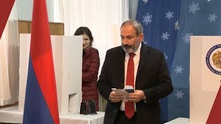 Armenia Votes: Preliminary Results