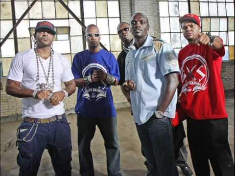 Three Six Mafia Feat Akon - Thats Right