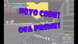 OFA PRIME E NOVO CODE! - (Heroes Online) - Roblox