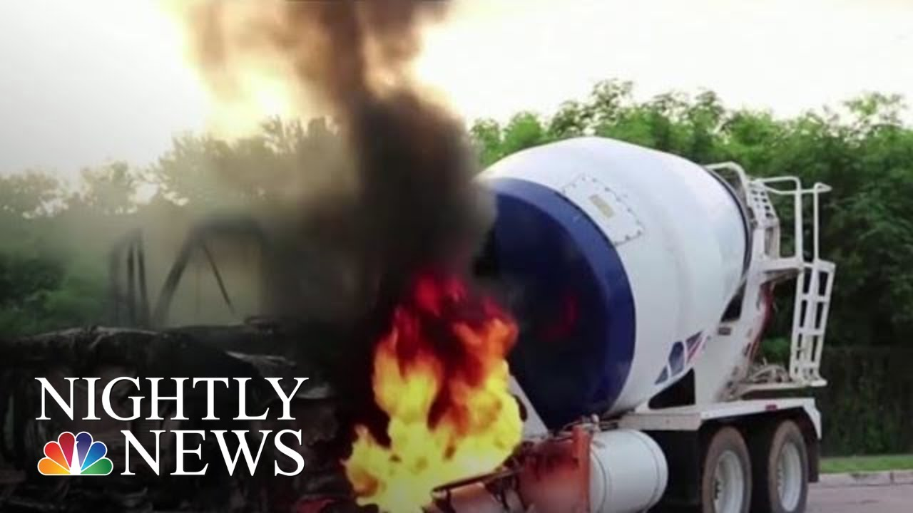 Mission To Capture El Chapo's Son Erupts In Deadly Shootout | NBC Nightly News
