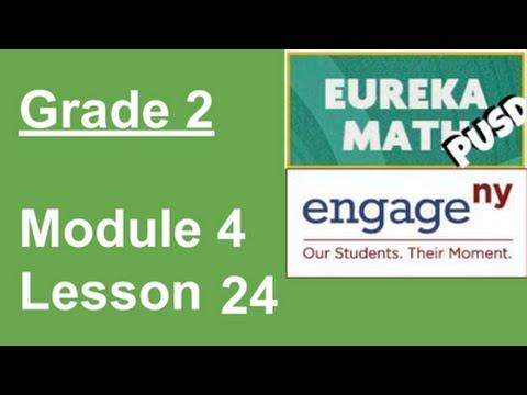 EngageNY Grade 2 Module 4 Lesson 24