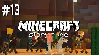 TO THE MESA!? - MINECRAFT STORY MODE (EP.13)