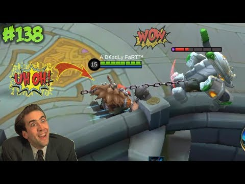 Mobile Legends WTF  Funny Moments Episode 138: Moscow Number One