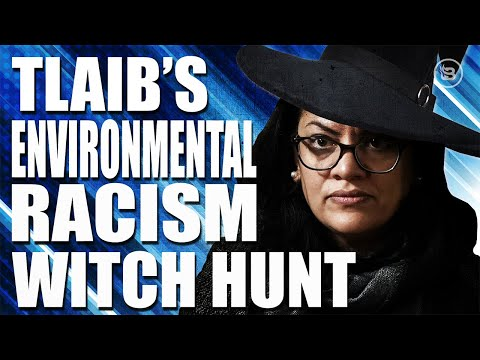 """Mark Levin: Tlaib's Inciting an INSANE """"Environmental Racist"""" Witch Hunt"""