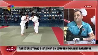 06/08/2018 ÖZEL GÜNDEM - TARIK ERSOY / 2018 JUDO AVRUPA AĞIR SİKLET ŞAMPİYONU