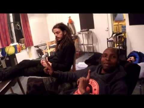 Slow-groove: Africa-Sweden-Jamaica jam session, Musikfors 20151121