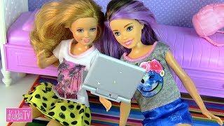 На Отпуск Денег Нет, Дурное Общение Мультик Куклы #Барби Игрушки IkuklaTV