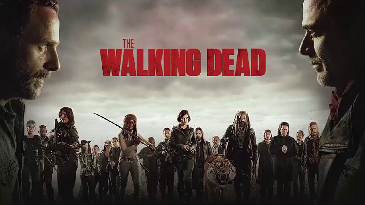 Descargar The Walking Dead 6 Temporada Mega