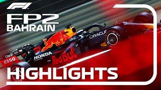 FP2 Highlights | 2021 Bahrain Grand Prix
