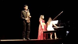 Baixar Via Dolorosa Lucas Henrique Sax e Júlia Molinaroli Piano