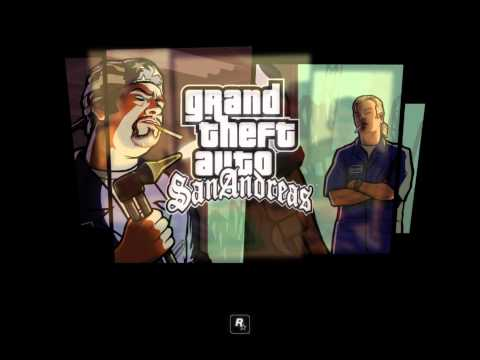 GTA San Andreas Theme Song Extended (CJ Rap) BEST QUALITY