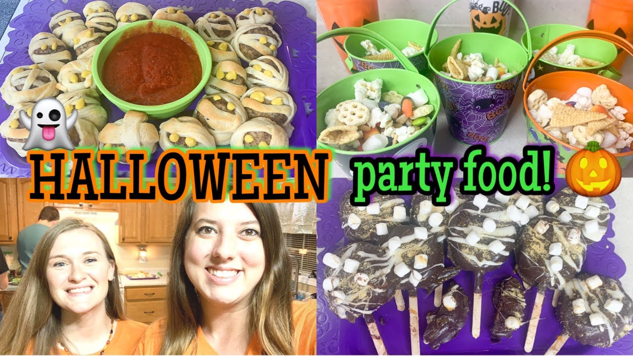 Halloween Party Food | Halloween Party 2020 | Pumpkin Carving With Family | Halloween Food Ideas