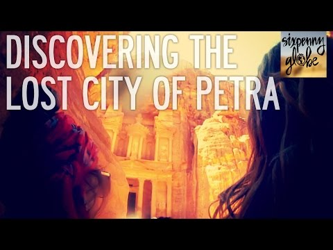 Discovering The Lost City Of Petra | Jordan Part 7