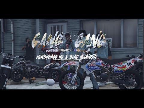 Moneybagg Yo x Blac Youngsta - Gang Gang   Official GTA 5 Music Video