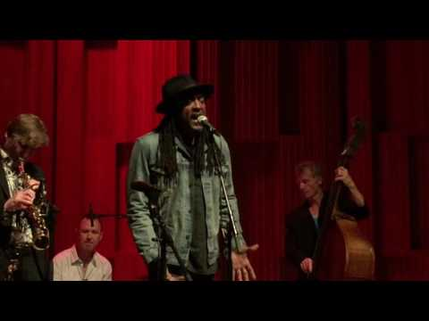 Bernard Fowler, Tim Ries, Tom Waters - Napier NZ, 11 March