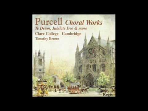 Henry Purcell - In the midst of life (Queen Mary funeral music)