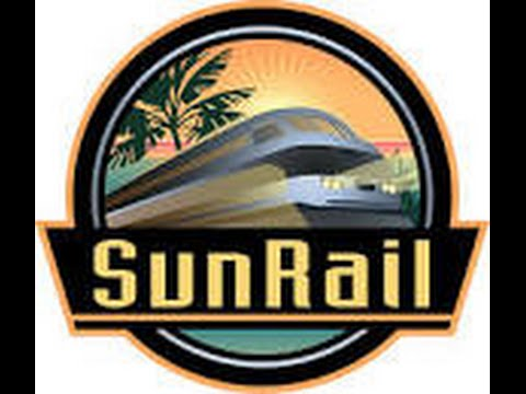Riding Central Florida's Sun Rail commuter train - Part 1