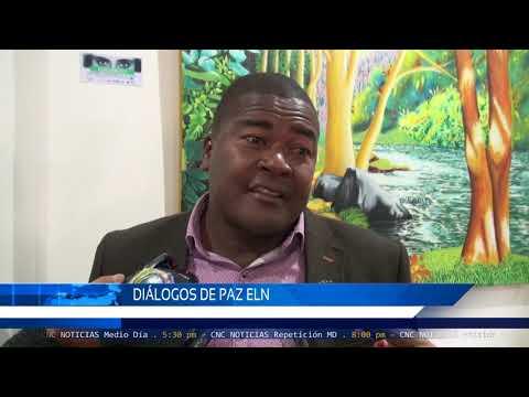 CNC Noticias Pasto - Diálogos de Paz con ELN