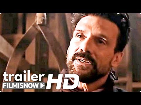 HELL ON THE BORDER (2019) Trailer   Frank Grillo, Ron Perlman Western Action Movie