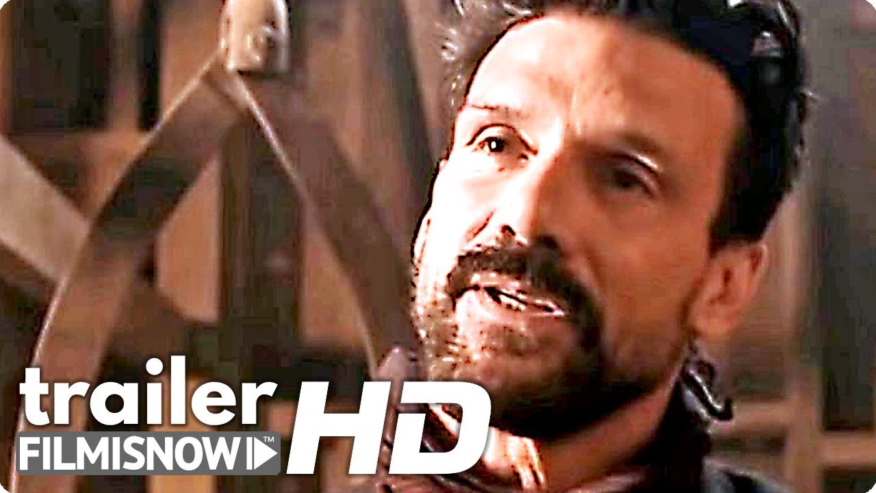 HELL ON THE BORDER (2019) Trailer | Frank Grillo, Ron Perlman Western Action Movie