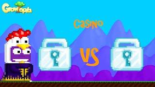 Growtopia - Casino 1 DL VS 1 DL