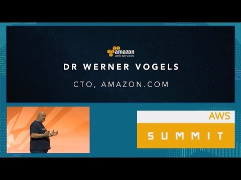 AWS Summit London June 2017 Keynote