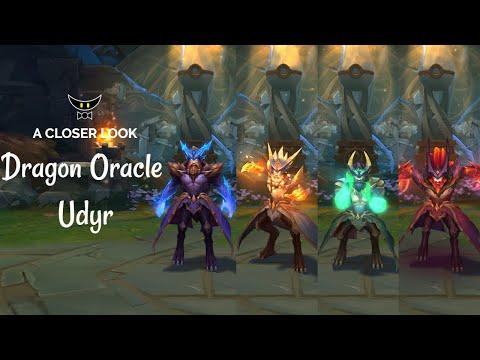 Dragon Oracle Udyr Epic Skin
