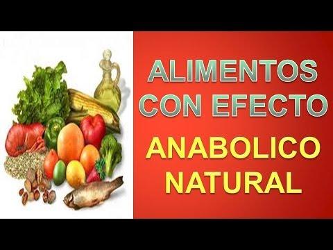 Anabolicos Naturales - Alimentos Para Ganar Musculo - YouTube