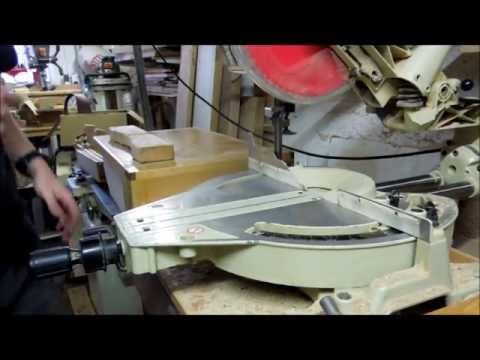 Mitre Saw Safety - Safety Day 2013