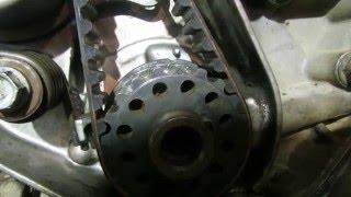 Hyundai Talaffuz silindir va vaqti rahbari o'rnatish