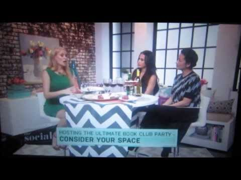 Julia Kent on CTV's The Social