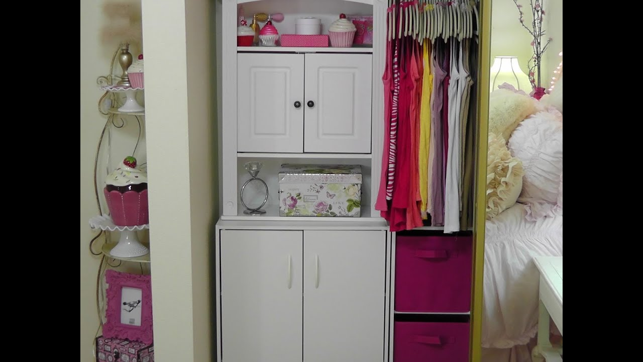 Closet Tour: Organizing Ideas For Small Closets   YouTube