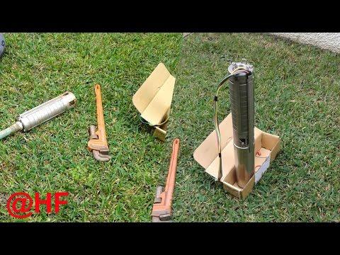 Instalación de bomba sumergible thumbnail