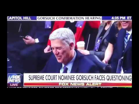 HILARIOUS! Ben Sasse Brings Down House With Joke at Gorsuch Hearing